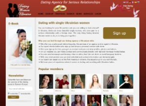 DatingWomenUkraine.com