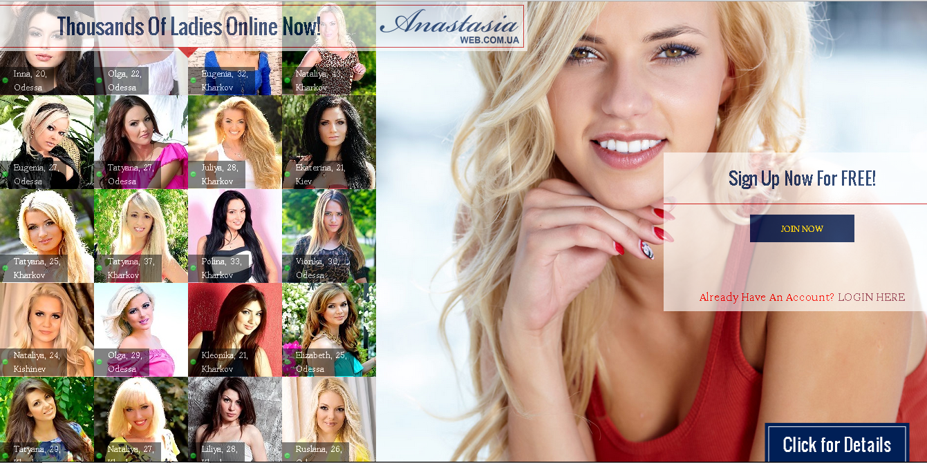 Ukrainian dating service anastasiaweb com — photo 14